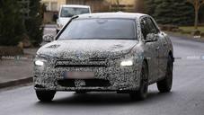 La future Citroën C5 surprise en tests en Europe