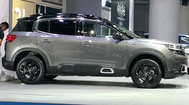 Chine : Citroën dévoile les tarifs du C5 Aircross hybride