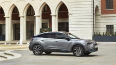 Citroën vend 300 C4 électriques à Onto au Royaume-Uni