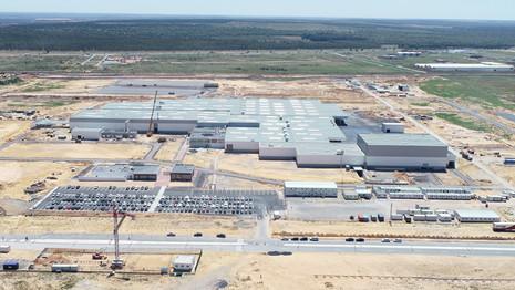 PSA : L'usine de Kénitra s'étend encore