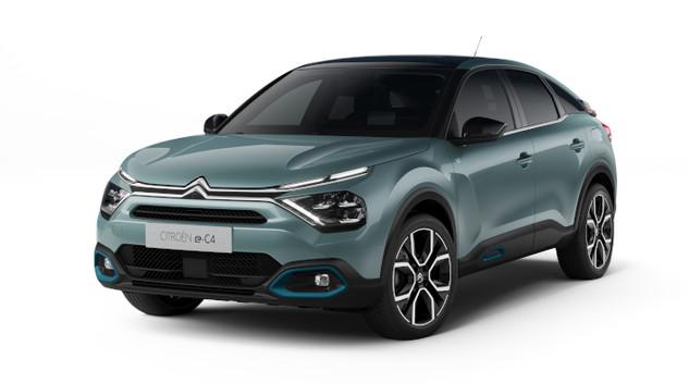 Citroën présente la nouvelle C4 en Angleterre