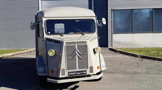 Centenaire Citroën : Le Type H