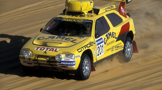Histoire : Il y a trente ans, la Citroën ZX Rallye Raid gagnait son premier Rallye