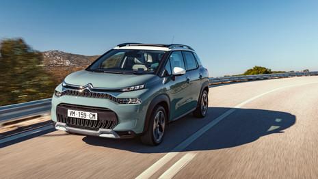 Citroën publie les tarifs du C3 Aircross restylé