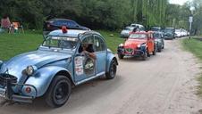Les fans de Citroën se réunissent en Argentine
