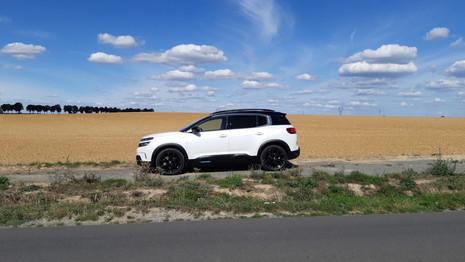 Le Citroën C5 Aircross hybride deuxième des ventes en octobre