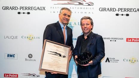 Citroën Ami One remporte le Grand Prix de la mobilité