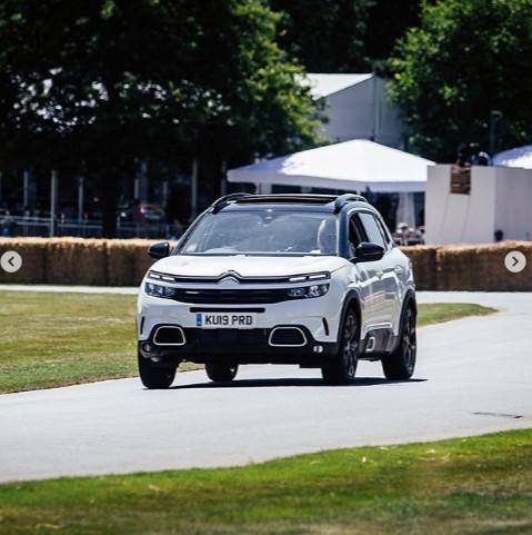 passionnément Citroën, blog citroen, citroen, centenaire, goodwood, centenaire citroen, festival of speed, goodwood, 2019, fos 2019, fos 2019 citroen