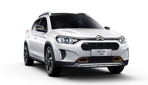 Citroën présente le SUV C3-XR Origins en Chine