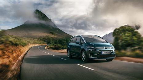 Le Citroën C4 SpaceTourer élu meilleur monospace d'occasion au Royaume-Uni