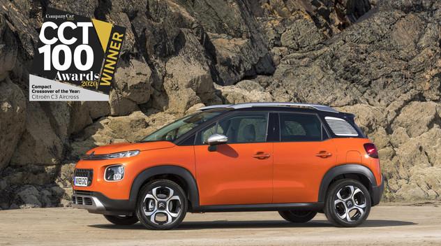 Encore un prix pour le Citroën C3 Aircross au Royaume-Uni
