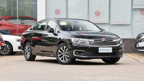 Citroën C6 : Une nouvelle version en Chine