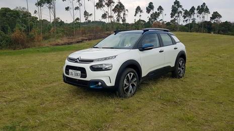 """Citroën lance la """"Cactus Week"""" au Brésil"""