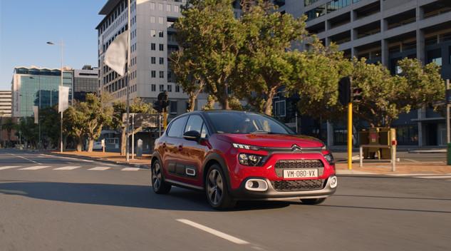 Une campagne mondiale pour le lancement de la Citroën C3 restylée