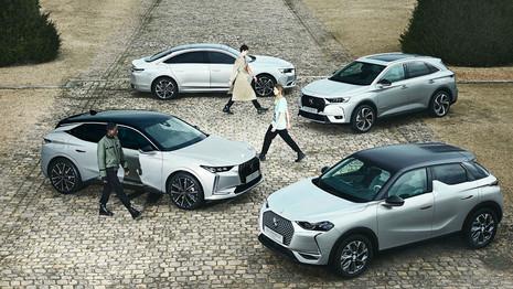 DS automobiles innove avec une collection de vêtements écoresponsable