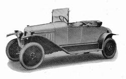 centenaire Citroën, citroën Type A