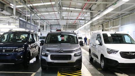 PSA : L'usine de Mangualde termine l'année à un haut niveau