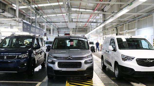 PSA : L'usine de Mangualde bat son record de production en Juillet !