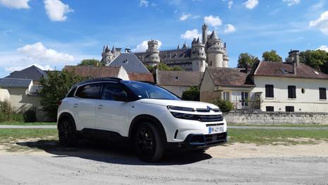 Le Citroën C5 Aircross : troisième des ventes de véhicules hybrides en France