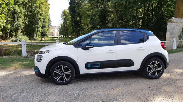 La Citroën C3, numéro 1 des ventes au Danemark
