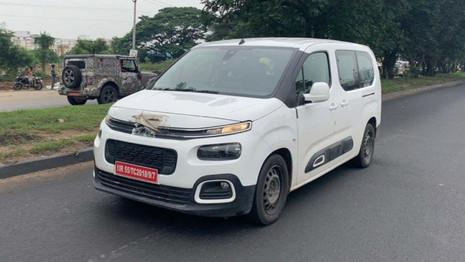 Et si Citroën commercialisait le Berlingo en Inde ?