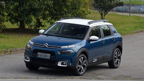 Citroën C4 Cactus : Il intègre le Top 10 en Argentine en Octobre