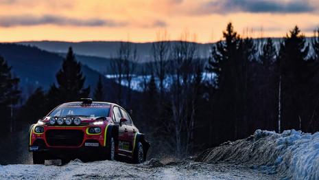 Citroën Racing toujours présent en Championnat du Monde avec la C3R5