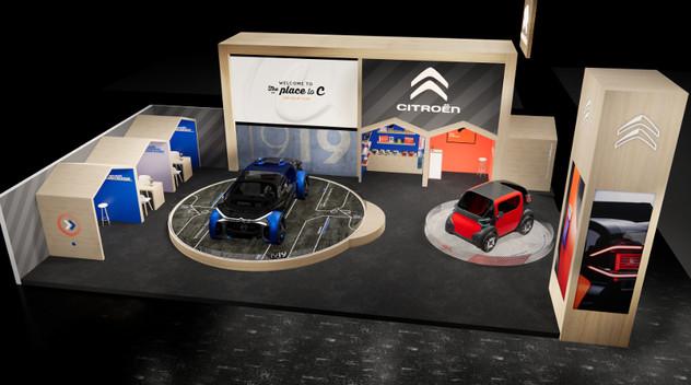 Citroën présente sa vision de la mobilité future au salon Vivatech