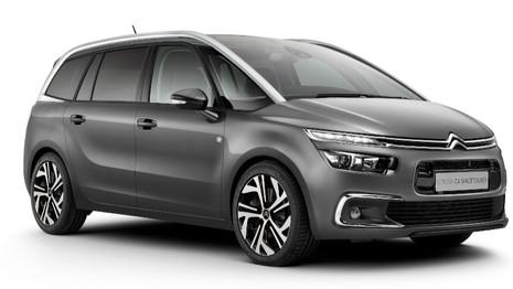 Le Citroën Grand C4 Spacetourer bientôt en retraite