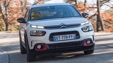 Essai du  Citroën C4 Cactus Puretech 130 par Autocar