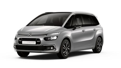 Citroën revoit la gamme du Grand C4 Spacetourer au Royaume-Uni