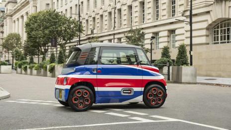 Citroën AMI : Départ canon au Royaume-Uni