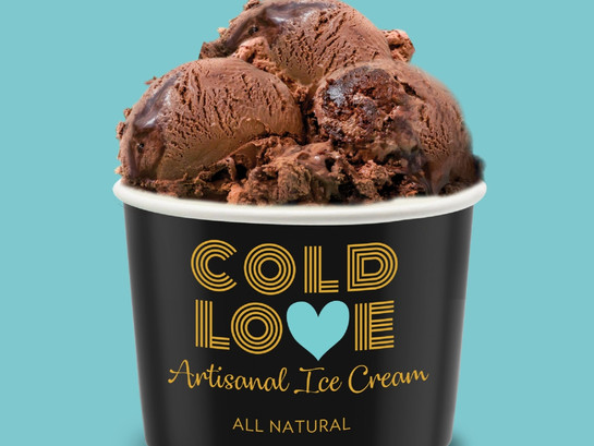 Cold Love Artisanal Ice Cream