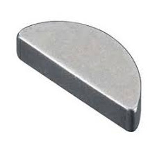 Woodruff Key 3 x 5.00 x13mm