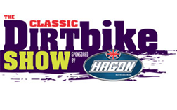 See us at Stand 50a, Hall2 at the Classic Dirt Bike Show