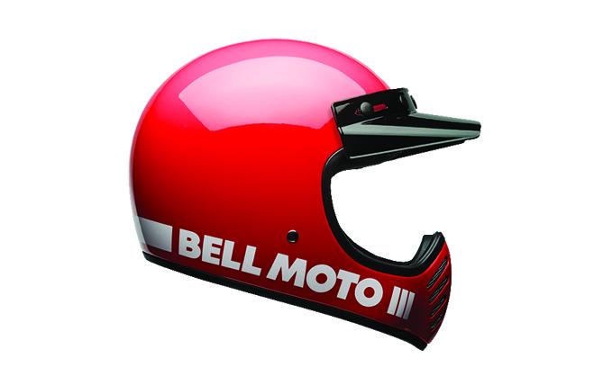 Moto-3 Classic Red label
