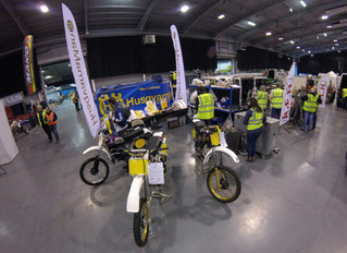 Classic Dirtbike Show 2019...what a cracking weekend!