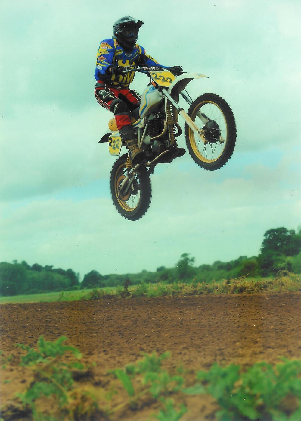 HVM#008 flying at Culham