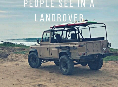 Now you know what people see in a Land Rover