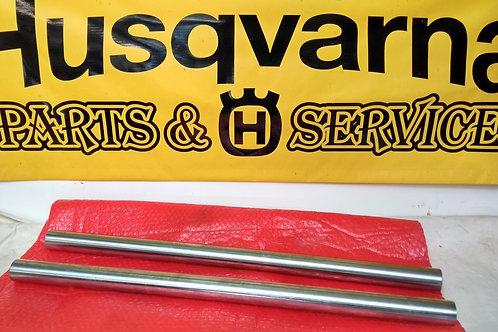Husqvarna stanchions 40mm x 749mm (Pair)