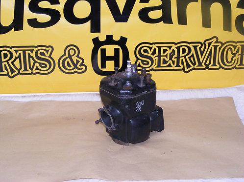 1985 onwards 500cc 2-stroke head & piston