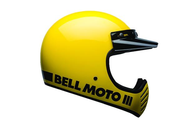 Moto-3 Yellow Classic Label
