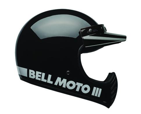 Moto-3 Black Classic profile label