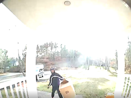 Second guessing the Ring Video doorbell? Look what I caught on video!