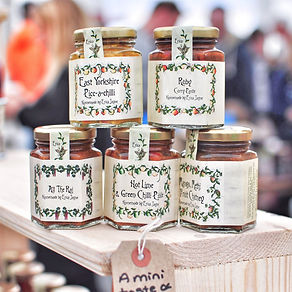 Handcrafted Jams & Jellies