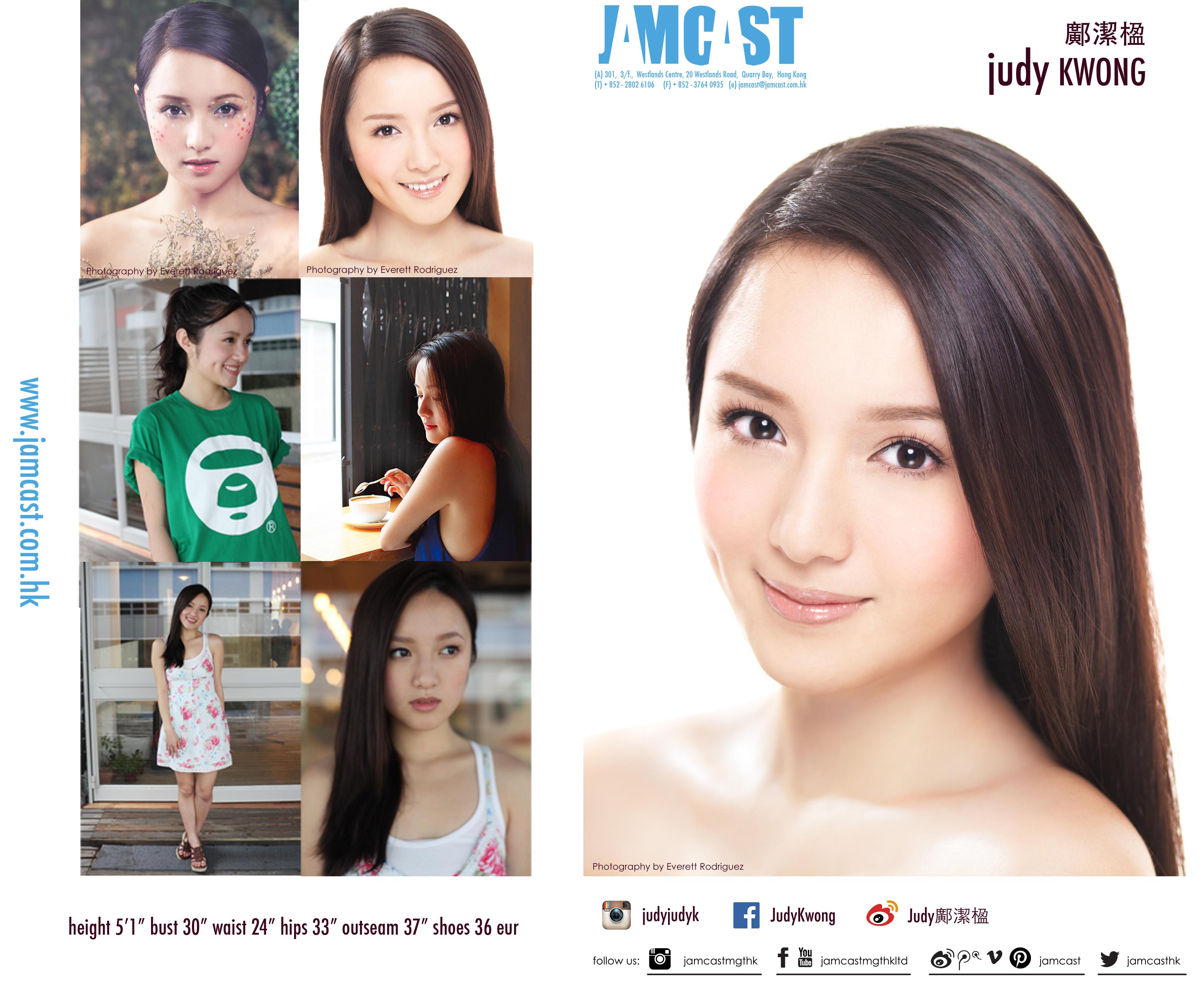 Judy Kwong Card