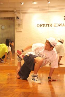 舞蹈導師CHRIS