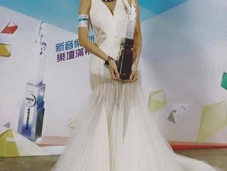 Eunice 陳詩欣 2015樂壇新人 在各大頒獎禮成績表