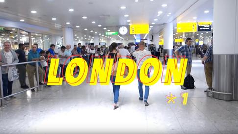 LONDON *1 | 首次踏足倫敦 | 伊莉莎白