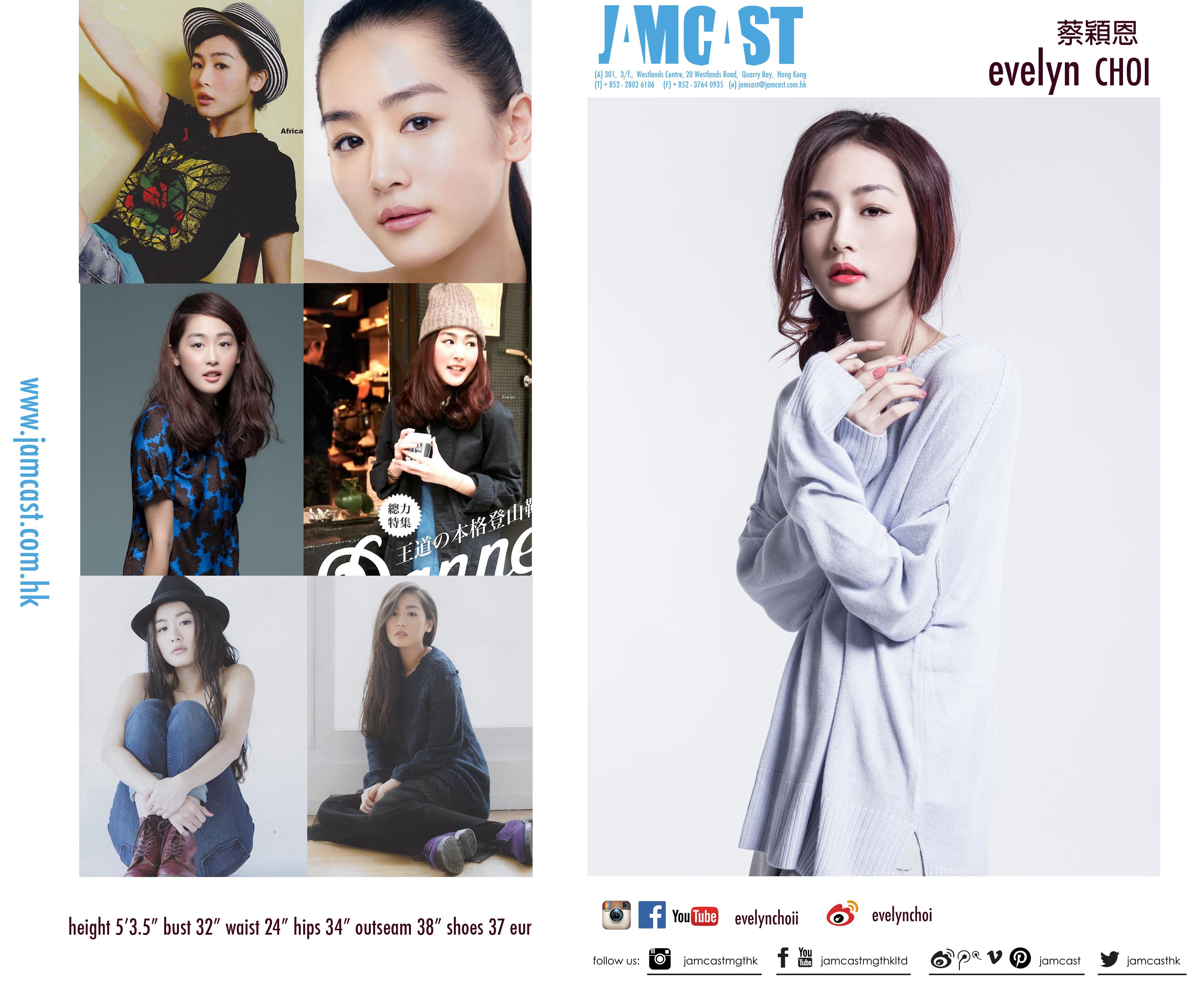 Evelyn Choi Card